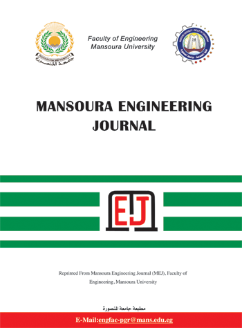 MEJ. Mansoura Engineering Journal